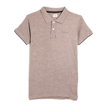 Pepe Jeans London - Thor - Polo manches courtes - grigio chiné