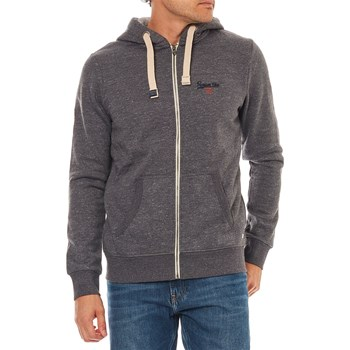 Jack & Jones - JprFrank - Sweater met capuchon - grijs