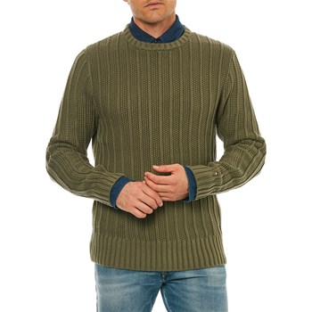 Tommy Hilfiger - Pull - olive