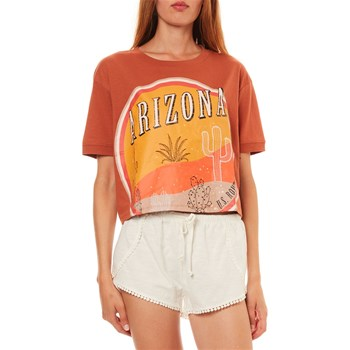Undiz - ARIZONIZ - T-shirt - rouille