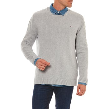 Tommy Jeans - Pull - gris