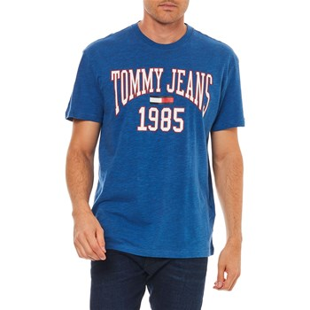 Tommy Jeans - T-shirt manches courtes - rouge