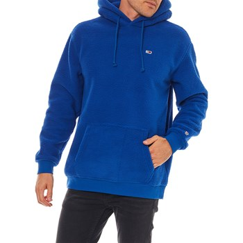 Tommy Jeans - Sweat à capuche - bleu