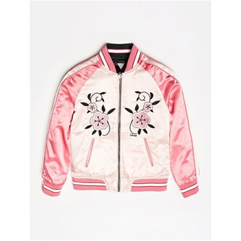 Guess Kids - Bombers réversible Be Miraculous - rose