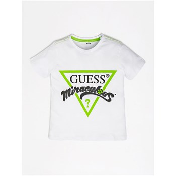 Guess Kids - T-shirt Be Miraculous - blanc
