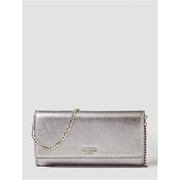 Guess - Starry Night - Pochette métallisée - gris