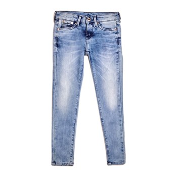 Pepe Jeans London - Pixlette - Jeans Slim - washed blauw