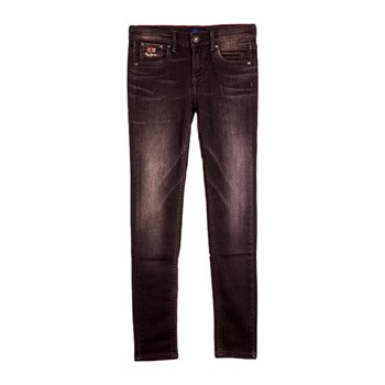 Pepe Jeans London - Snicker - Jeans Slim - zwart