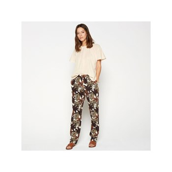Monoprix - Pantalon droit - multicolore