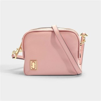 Marc Jacobs - The mini squeez - Sac bandoulière en cuir - blush