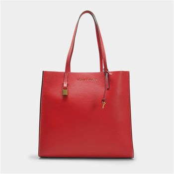 Marc Jacobs - The grind - Sac à main en cuir - rouge