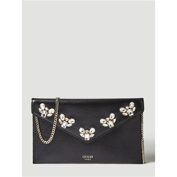 Guess - Starry night - Sac pochette - noir