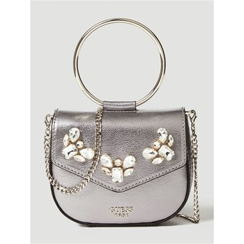Guess - Starry night - Sac bandoulière - gris