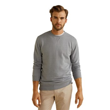 Mango Man - Sweat-shirt - gris
