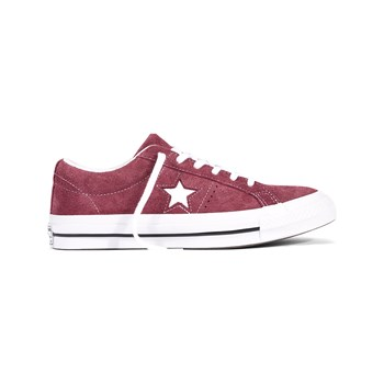 Converse - One Star - Tennis - rouge