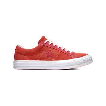 Converse - One Star - Tennis - arancione