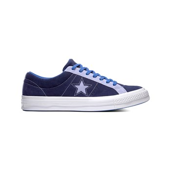 Converse - One Star - Tennis - blau