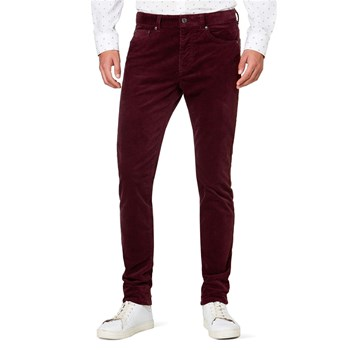Sisley - Slim - bordeauxrot