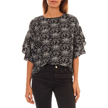 Best Mountain - Blouse, Tunique - noir