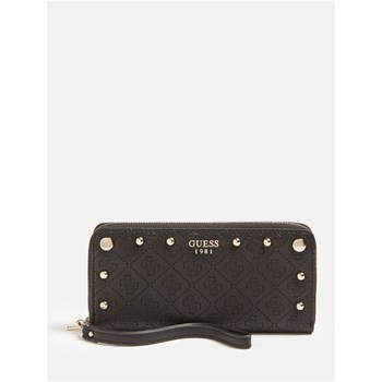 Guess - Coast To Coast - Portefeuille - noir