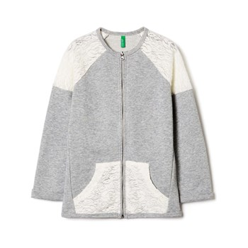Benetton - Zerododici - Sweat-shirt - gris