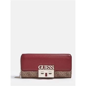 Guess - Luxe - Portefeuille - marron