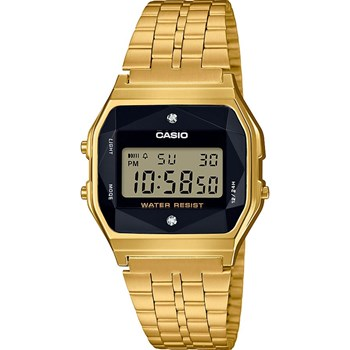Casio - Montre digitale - doré