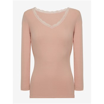 Princesse tam.tam - Lovely - T-shirt Heattech - rose
