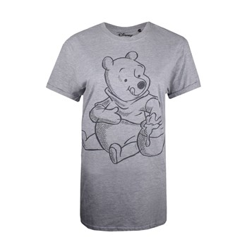 Disney - T-shirt manches courtes - gris chine