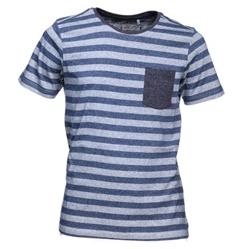 Teddy Smith - Tryper mc - T-shirt manches courtes - bleu