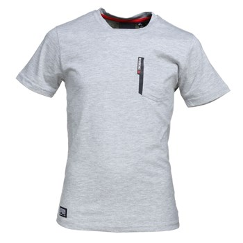 Redskins - Pitkin - T-shirt manches courtes - gris