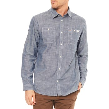 Jack & Jones - Camisa de manga larga - azul