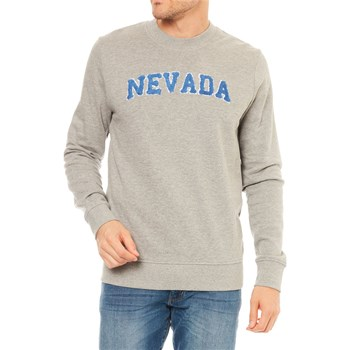 Jack & Jones - Jornevada - Sweatshirt - grau