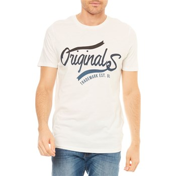 Jack & Jones - Camiseta de manga corta - blanco