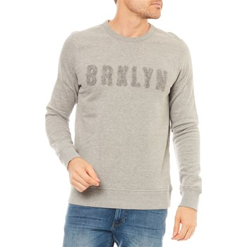 Jack & Jones - Jpr Thomas - Sweatshirt - hellgrau