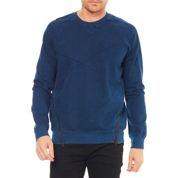 SWEAT-SHIRT - BLEU BRUT Chevignon