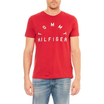 Tommy Hilfiger - T-shirt manches courtes - rouge