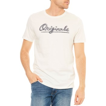 Jack & Jones - T-shirt manches courtes - blanc