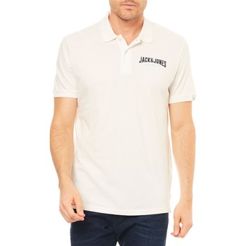 Jack & Jones - Polo de manga corta - blanco