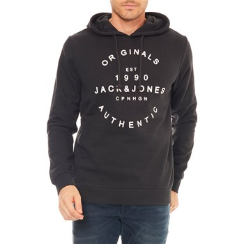 Jack & Jones - Sweat à capuche - noir