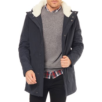 Best Mountain - Parka - bleu marine