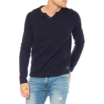Jack & Jones - JprNice - Trui - marineblauw