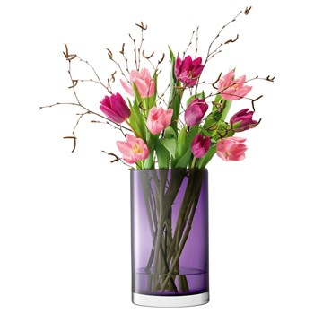 LSA International - Flower - Vaso / Lanterna - 25cm