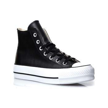 Converse - Chuck Taylor All Star Lift Clean - Baskets montantes - noir