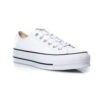 Converse - Chuck Taylor All Star Lift Clean - Turnschuhe - weiß