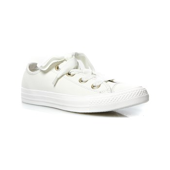 Converse - Chuck Taylor All Star Big Eyelets - Baskets - blanc