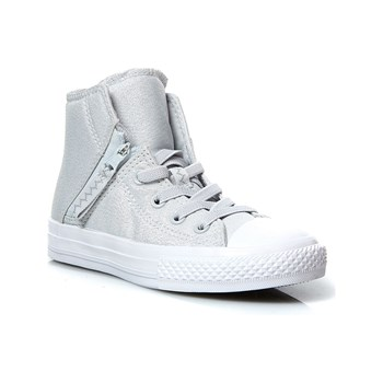Converse - Chuck Taylor All Star - Baskets montantes - gris clair