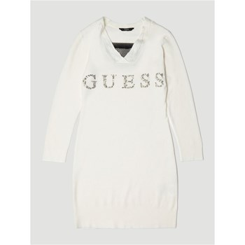 Guess Kids - Robe logo applications - blanc