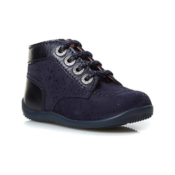 Kickers - Bonbon - Bottines - blu scuro