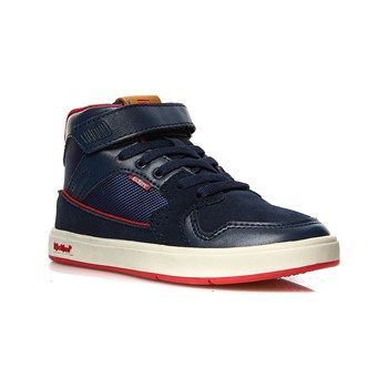 Kickers - Gready - Sneaker alte - blu scuro